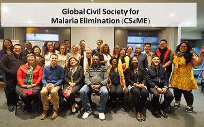 Congrès mondial de lutte contre le paludisme CS4ME 2018