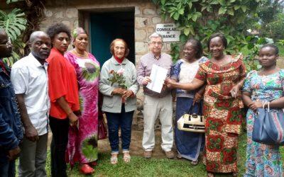 """L'association """"Levain des Femmes"""", une OSC locale en RDC rencontre la France et demande un Global Fund entièrement financé"""