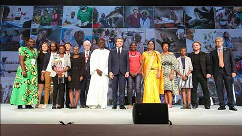 CS4ME COMMENDS GLOBAL LEADERS FOR STEPPING UP THE FIGHT AND COMMITTING USD 14.02 BILLION FOR THE GLOBAL FUND, GETTING US ONE STEP CLOSER TO MALARIA ELIMINATION