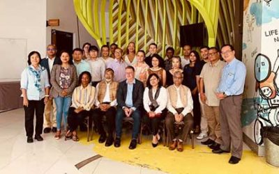 The Asia Malaria Civil Society Strategic Advocacy Meeting was co-organised by GFAN AP and Civil Society for Malaria Elimination (CS4ME) on the 17th and 18th August 2019 in Bangkok, Thailand