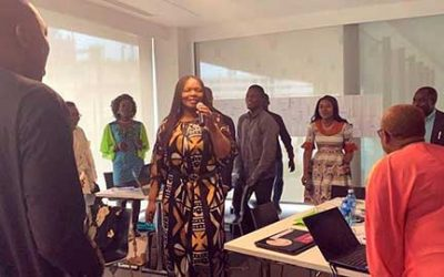 Strengthening civil society advocacy capacities in health financing and universal health coverage Francophone African CSOs met from 31 July to 2 August 2019 in Ivory Coast with the support of the Global Fund