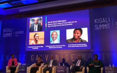 Commonwealth 2020: ISA sur le chemin du Sommet de Kigali