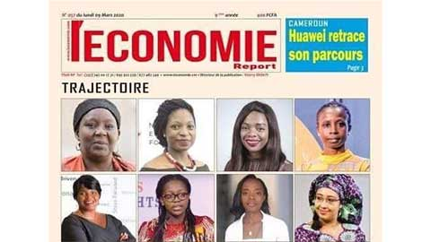 "According to the publication ""L'Economie"", Olivia Ngou, Founder & Executive Director of Impact Santé Afrique is among the 8 women who took Cameroon internationally in 2019"