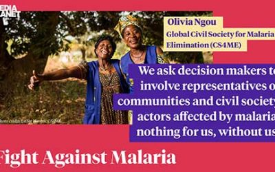 CS4ME is supporting the campaign for Fight Against Malaria with Media Planet UK