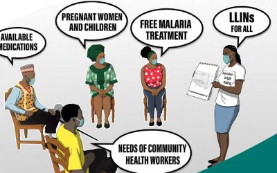 Conduct a Community Diagnosis for Malaria Interventions – A Practical Guide for Civil Society Organizations